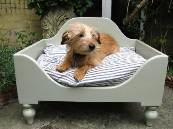 lit-pour-chien-design-adorable-et-chien-mignon