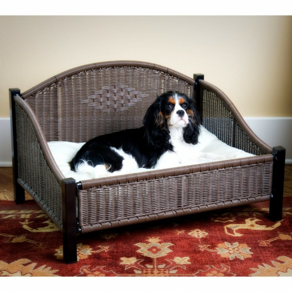 lit pour chien, lit pour chien en matière éco