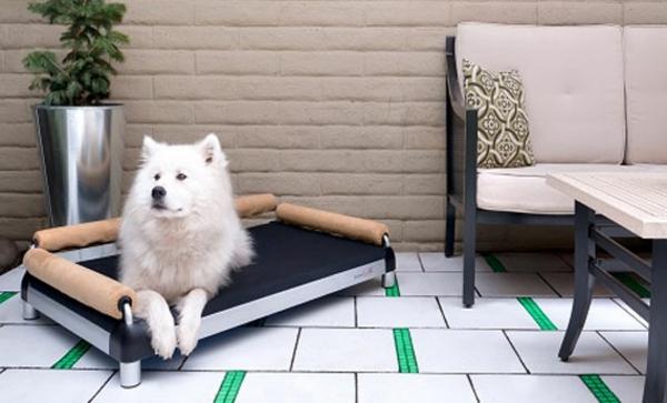 lit-pour-chien-lit-stylé-rectangulaire
