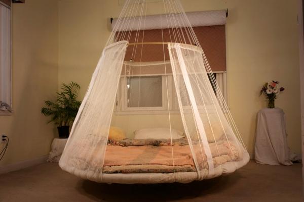 trendy with lit rond suspendu. Black Bedroom Furniture Sets. Home Design Ideas