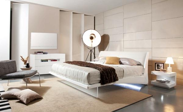 lit-suspendu-les-chambres-à-coucher-magnifiques