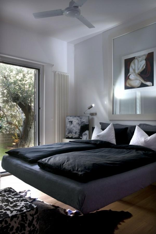 lit-suspendu-un-design-plaisant-de-chambre-à-coucher
