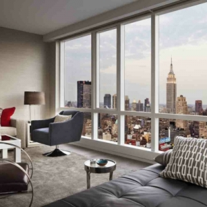 Les appartements new-yorkais