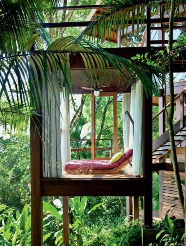 maison-des-rêve-plantes-verts-mur-en-verre