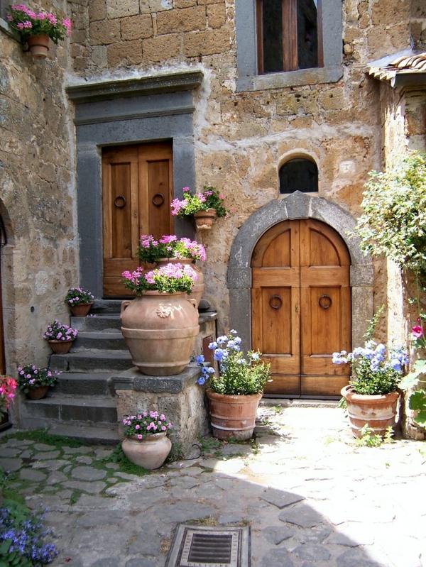 Faites un petit voyage en italie et savourer la beaut - Deco italienne maison ...