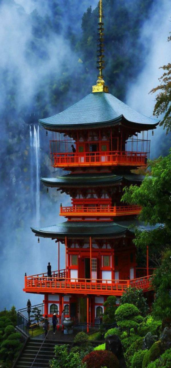 maison-japonaise-rouge
