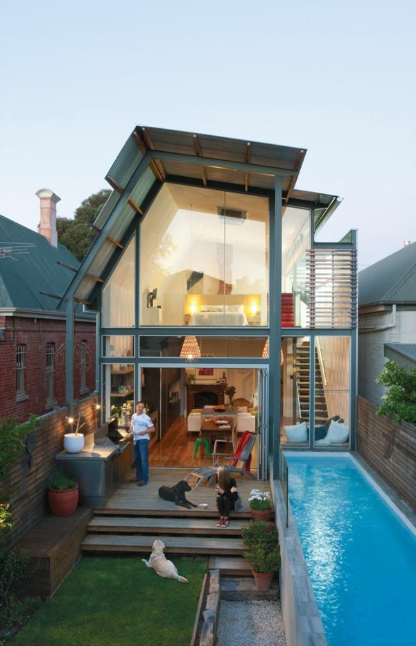 Maison de r ve id es originales pour votre maison future - Interieur de maison de reve ...