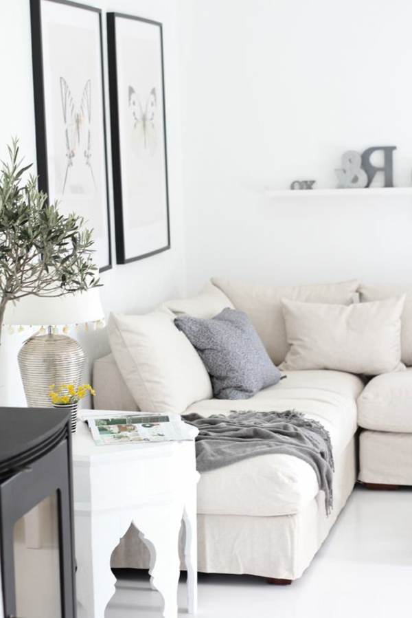 meubler-votre-salle-de-séjour-sofa-angle
