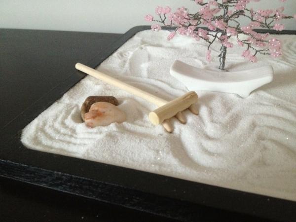 Le mini jardin zen d coration et th rapie for Acheter un jardin zen