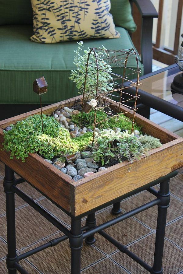 Le mini jardin zen d coration et th rapie - Deco jardin japonais zen dijon ...