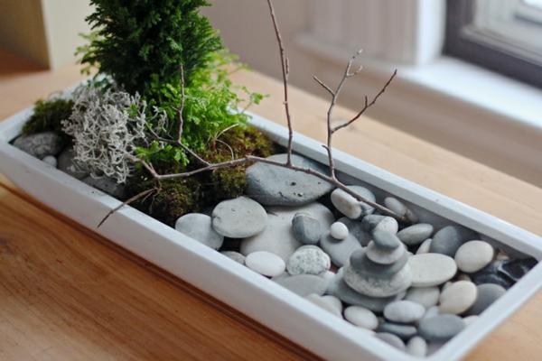 Le mini jardin zen d coration et th rapie for Jardin zen miniature casa