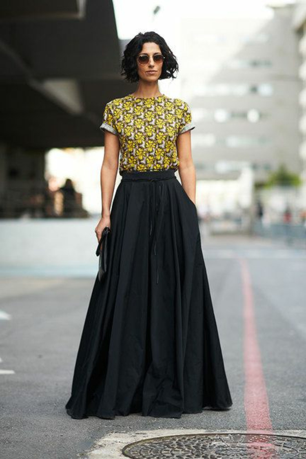 mode-longue-jupe-porter