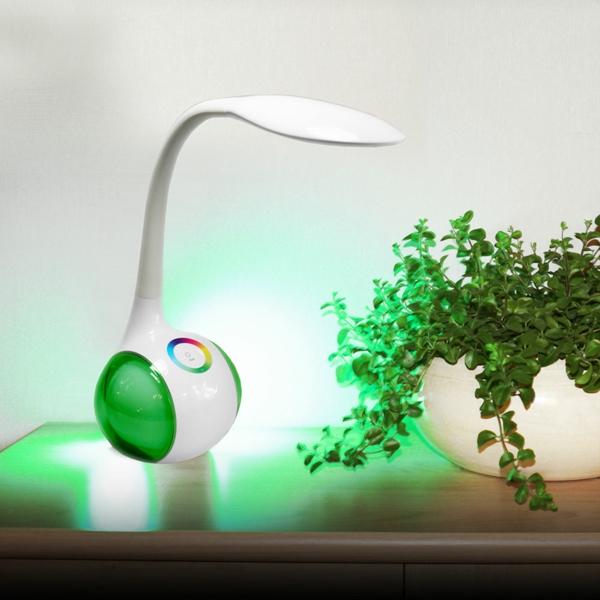 Comment d corer avec une lampe tactile for Lampe pour plante d interieur