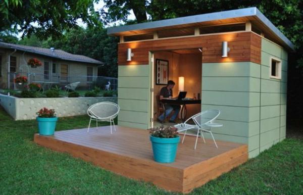 office-modulaire-de-jardin-petite-maison-préfabriquée
