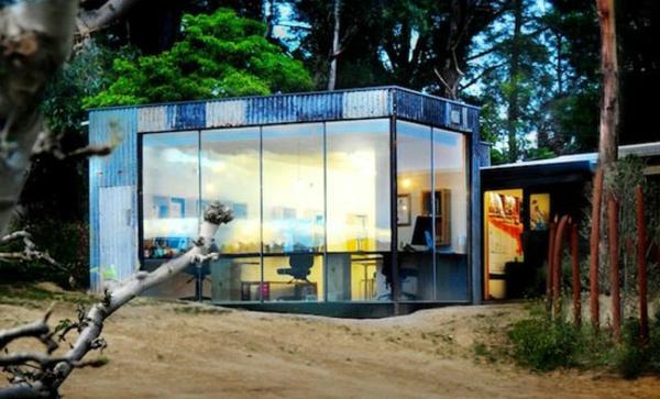 office-modulaire-de-jardin-petites-maisons-préfabriquées