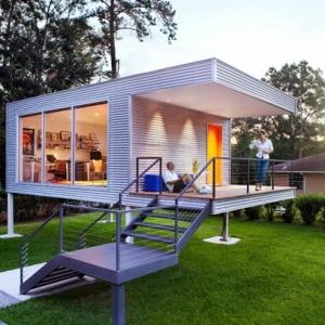 Office modulaire de jardin - designs curieux