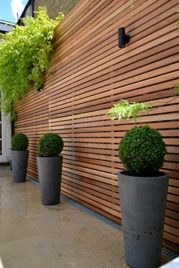 panneau-occultant-de-jardin-clôture-en-cèdre