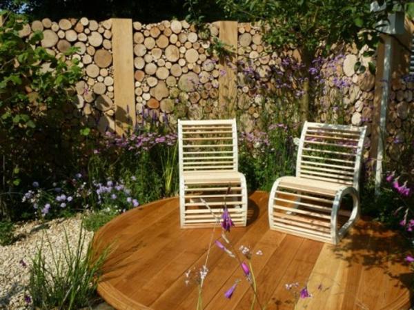 Choisissez un panneau occultant de jardin - Archzine.fr