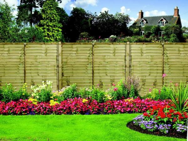 panneau-ocultant-de-jardin-clôture-et-jardin-magnifique