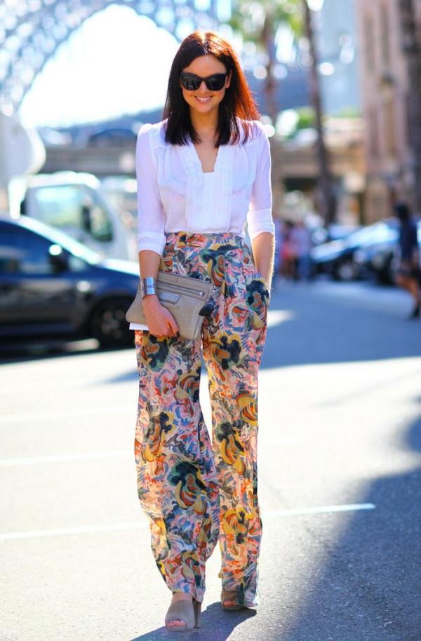 le pantalon fluide pourquoi et comment
