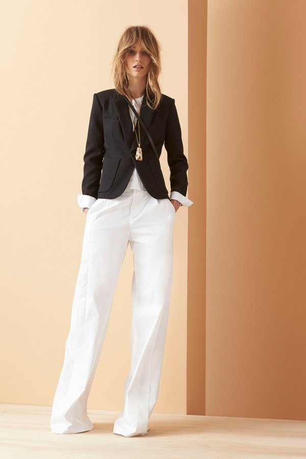 pantalon-fluide-blanc-tenue-officielle