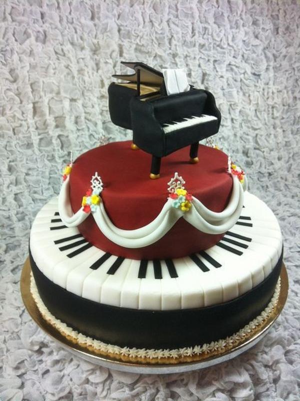 patisserie-pour-votre-fête-spéciale-piano-theme-musical