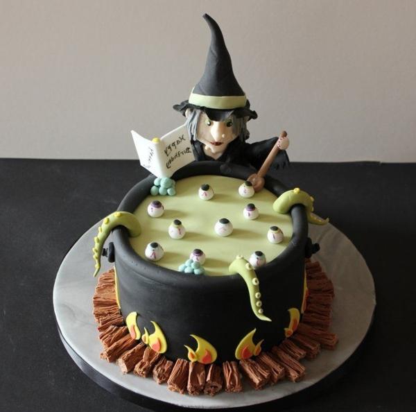 patisserie-pour-votre-fête-spéciale-sorcière-magicienne
