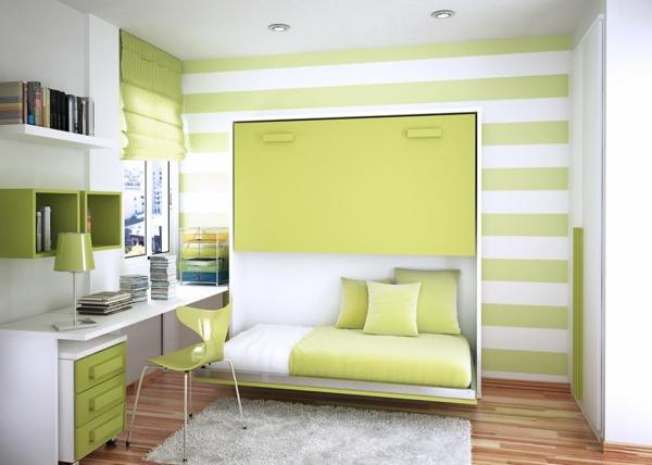 60 id es pour un am nagement petit espace - Meubler une petite chambre adulte ...