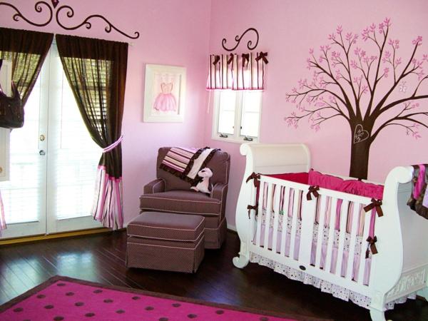 petites-decoration-pièce-jouer-belle-pièce-chambre-à-coucher-bébé