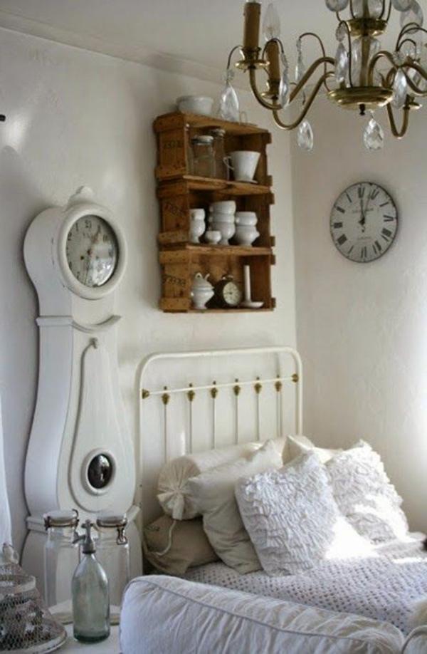 pièce-chambre-à-coucher-adopter-le-style-Gustavien-chambre-de-style