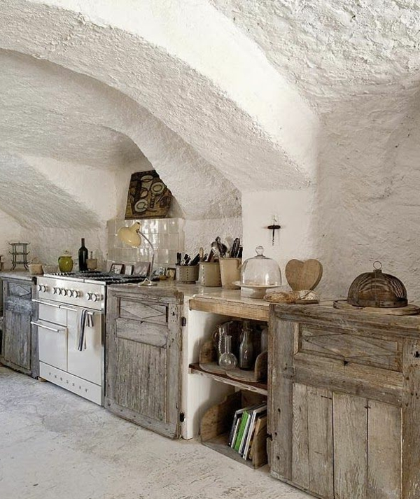 Maison de r ve id es originales pour votre maison future - Cuisine maison pierre ...