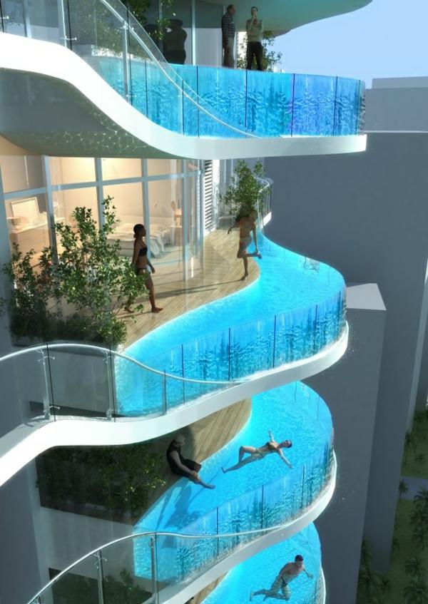 piscine-semi-enterée-extraordinaire-intéressant