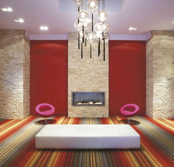 plaquette-parement-aspect-pierre-interieur-rouge-lustre