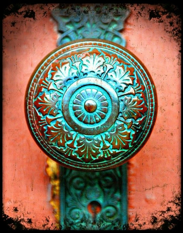 Poign e de porte d 39 entr e combiner bien avec l ext rieur for Un poignee de porte