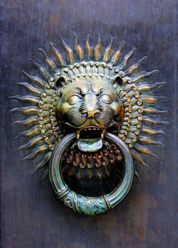 porte-d-entrée-poignée-originale