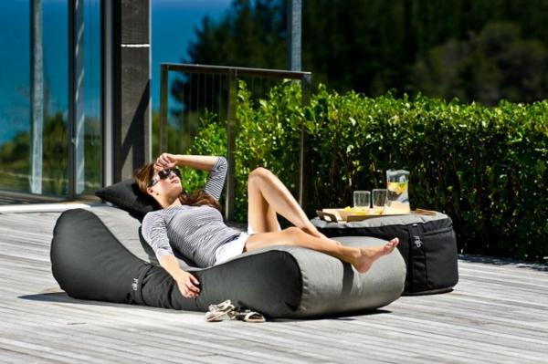 coussin exterieur geant pouf gant xxl extrieur bleu motif flamant rose haut de gamme with. Black Bedroom Furniture Sets. Home Design Ideas