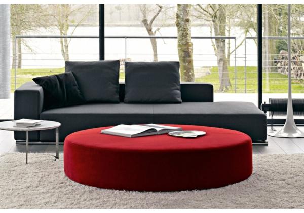 pouf-géant-un-grand-pouf-stylé-utilisé-comme-table