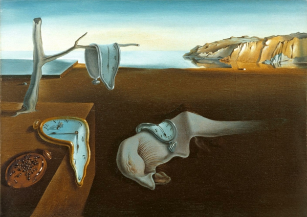 reproduction-dali-la-persistance-de-la-mémoire
