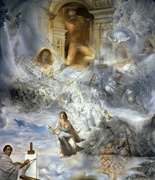 reproduction-salvador-dali-conseil-oecumenique