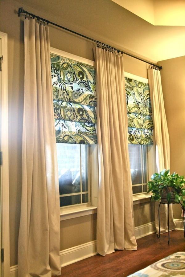 rideaux pour fen tre id es cr atives pour votre maison. Black Bedroom Furniture Sets. Home Design Ideas