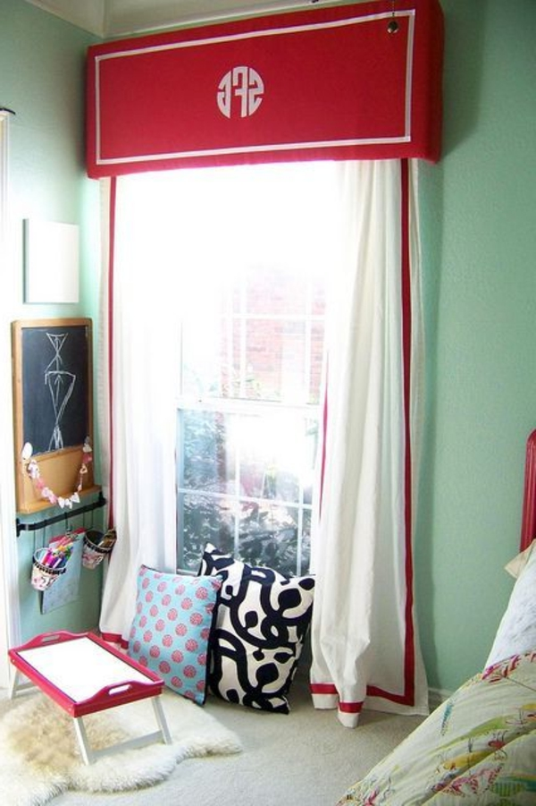 Rideaux originaux pour chambre les voilages des fentres Rideaux pour chambre garcon