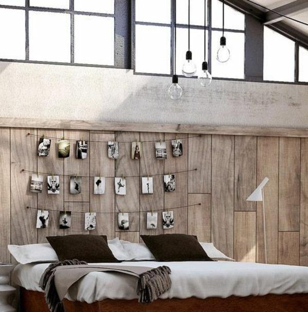 50 ides pour fabriquer une tte de lit - Idee Tete De Lit