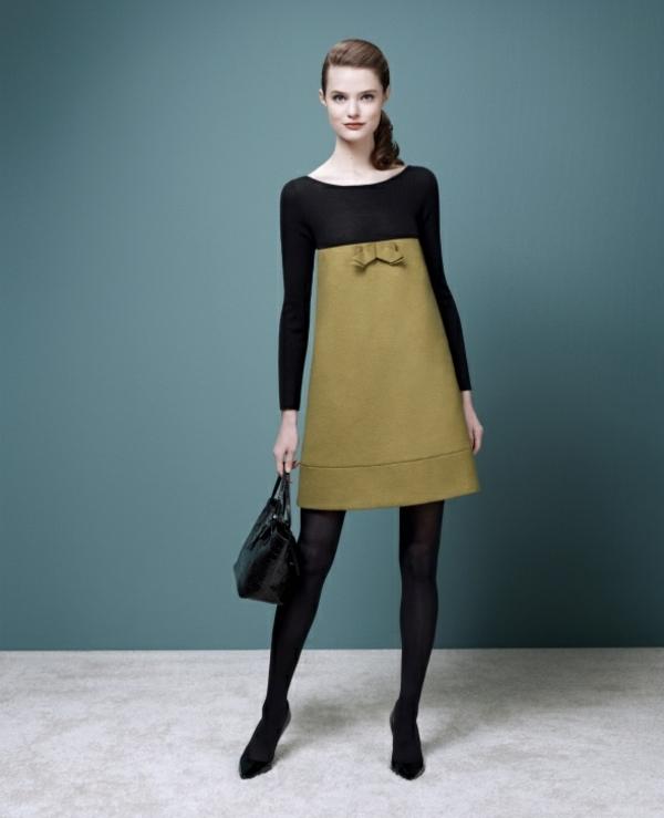 la robe trap ze est de nouveau la mode. Black Bedroom Furniture Sets. Home Design Ideas