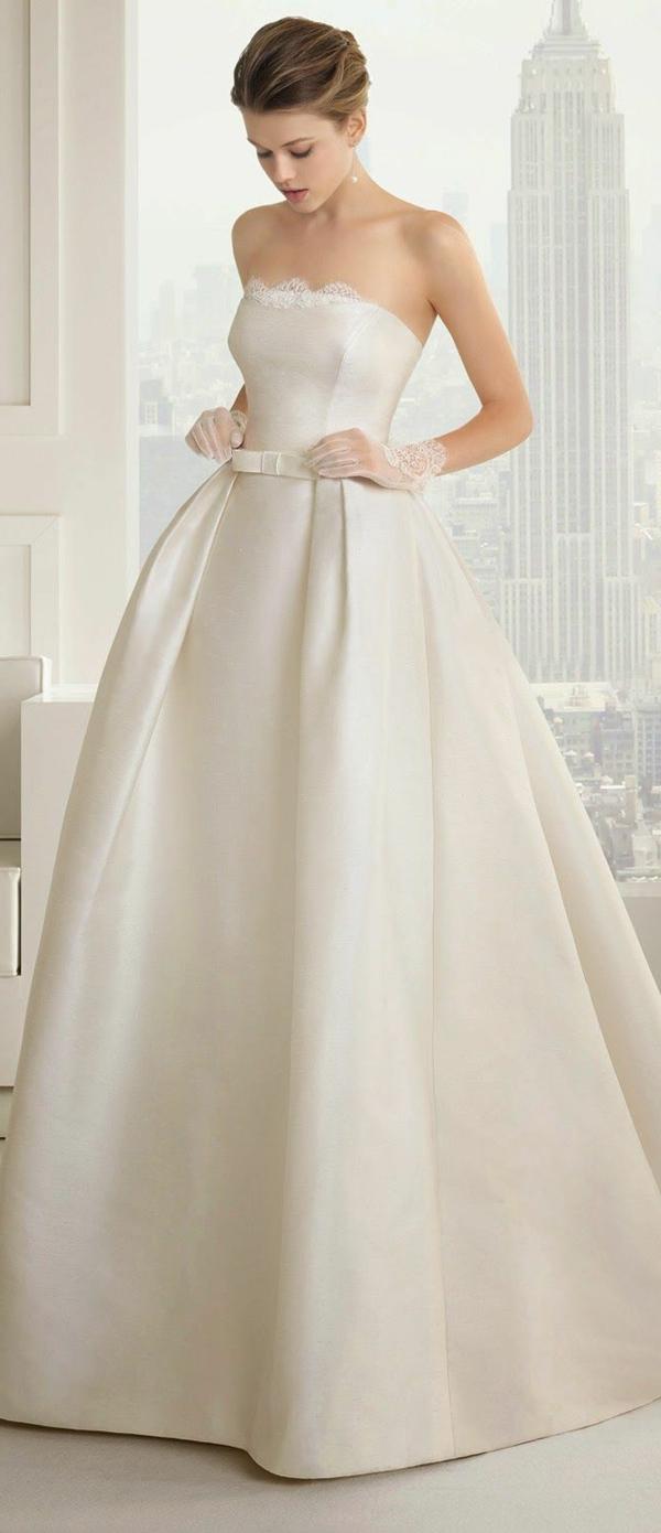 robe-classique-mariage