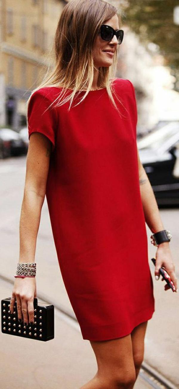 robe-classique-rouge