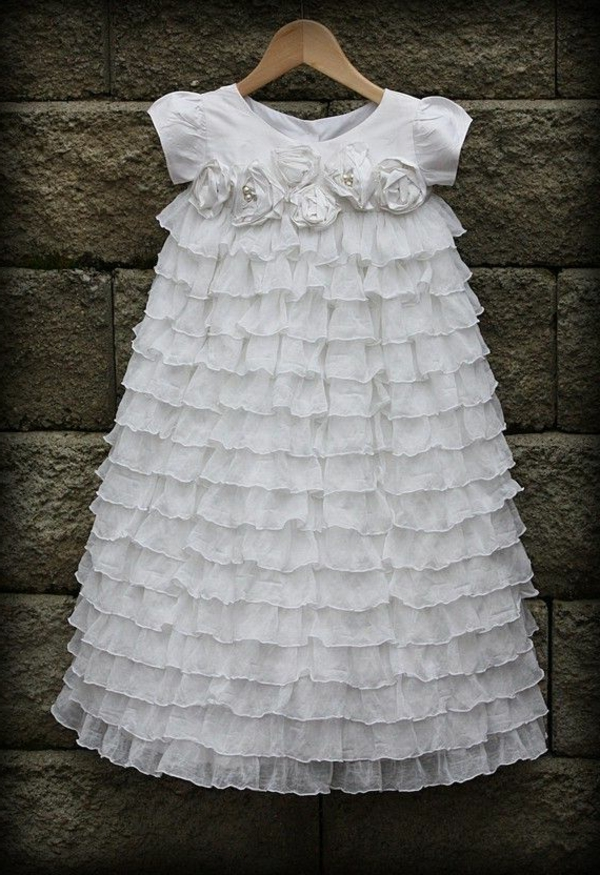 robe-de-soirée-pour-enfant-classique-blanc