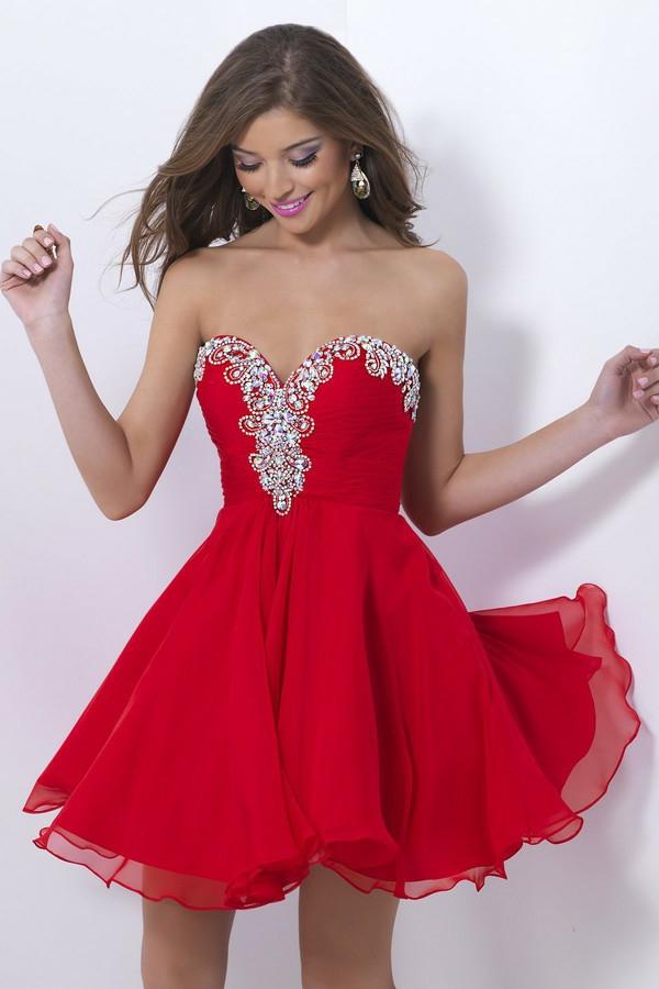 robe-de-soirée-rouge-robe-bal-de-promo-courte-avec-cristaux
