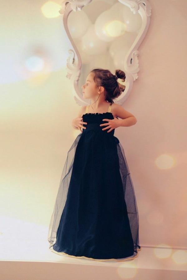 robe-fille-bleu