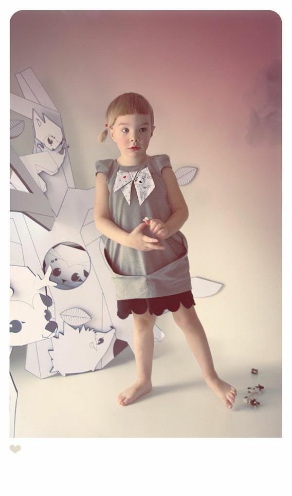 robe-intéressant-petite-fille