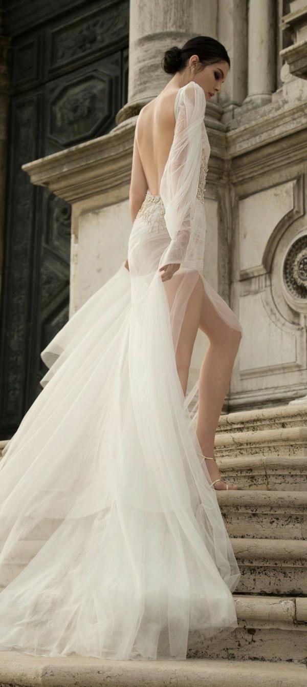 robe-mariage-escalier